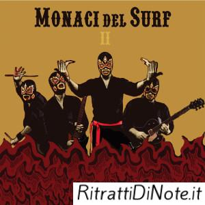 MONACI DEL SURF COVER