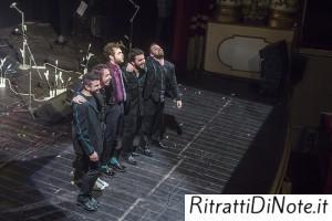 Renzo Rubino e la band Ph Luigi Maffettone
