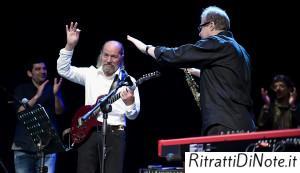 Arb Trio e Mario Donatone & Giò Bosco Band Ph Roberta Gioberti