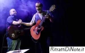 Fausto Mesolella e Zibba Ph Roberta Gioberti