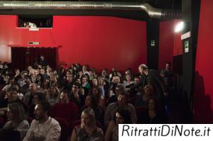 Il pubblico del Teatro Tirso de Molina Ph Roberta Gioberti