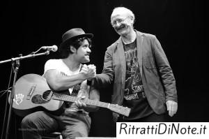 Stefano Mannucci e Alessandro Mannarino Ph Roberta Gioberti