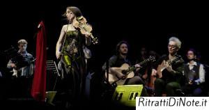 Lavinia Mancusi @Auditorium Parco della Musica Roma Ph Roberta Gioberti