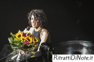 Giorgia @ Teatro  PalaPartenope Ph Luigi Maffettone