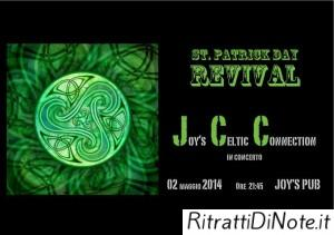 Joy's celtic connection_Locandina (2)