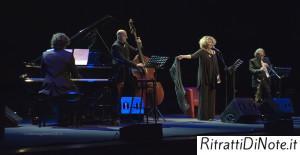Rossana Casale @Auditorium Parco della Musica di Roma Ph Roberta Gioberti