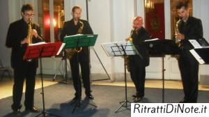 Atem Saxfon Quartet
