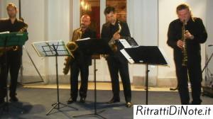 Javier Girotto & Atem Saxfon Quartet