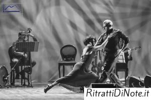 Il Brigante e la Sciantosa © Luigi Maffettone