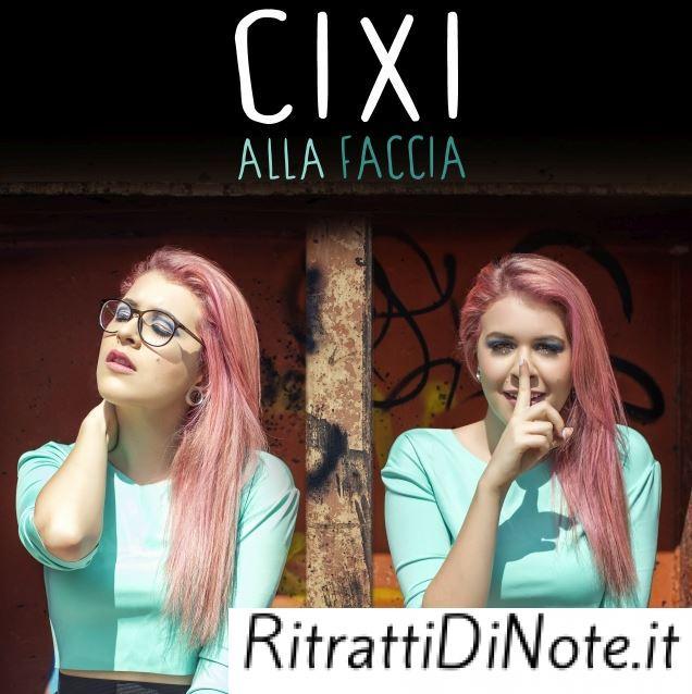 """Cixi cover """"Alla faccia"""" Ph Alma Boulevard"""