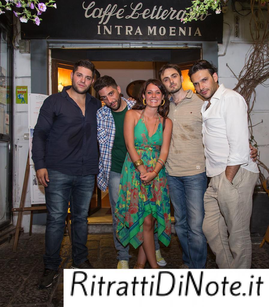 Anima Nova @ Intra Moenia Ph Luigi Maffettone