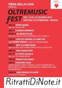 Oltre Music fest 2014 programma