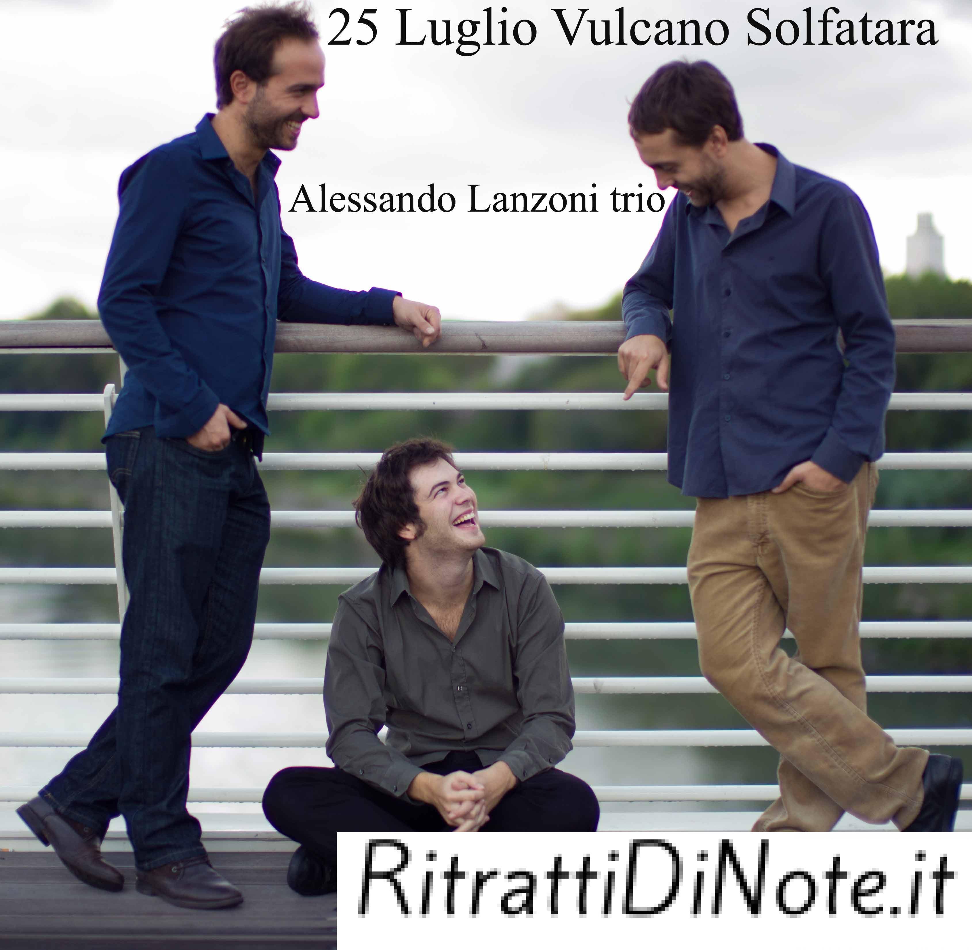 Pozzuoli Jazz Festival 2014 - Alessandro Lanzoni trio
