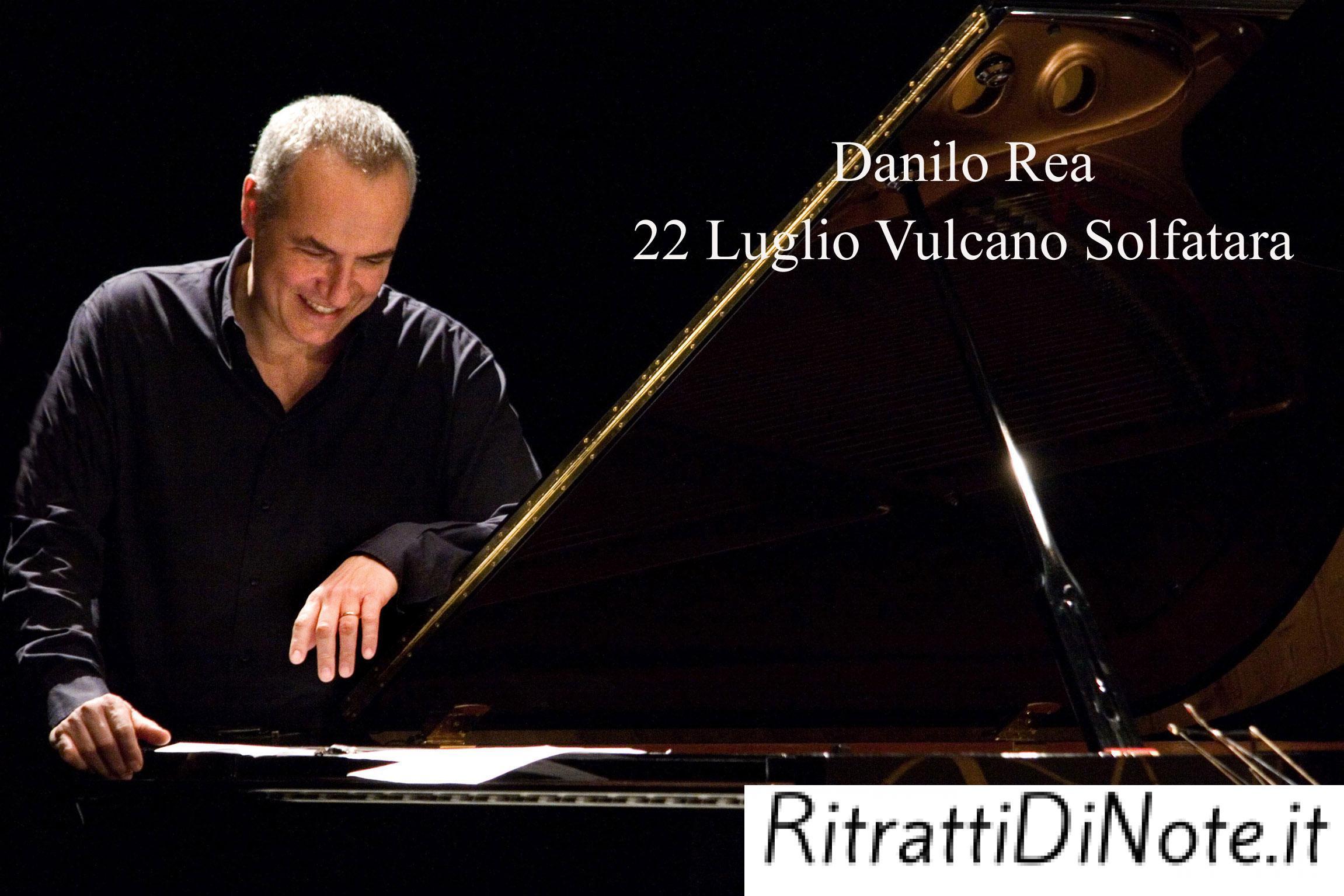 Pozzuoli Jazz Festival 2014 - Danilo Rea