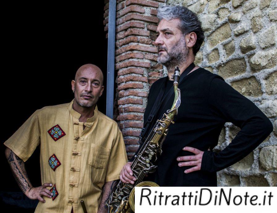 Ciccio Merolla & Riccardo Veno Ph Gaetano Massa