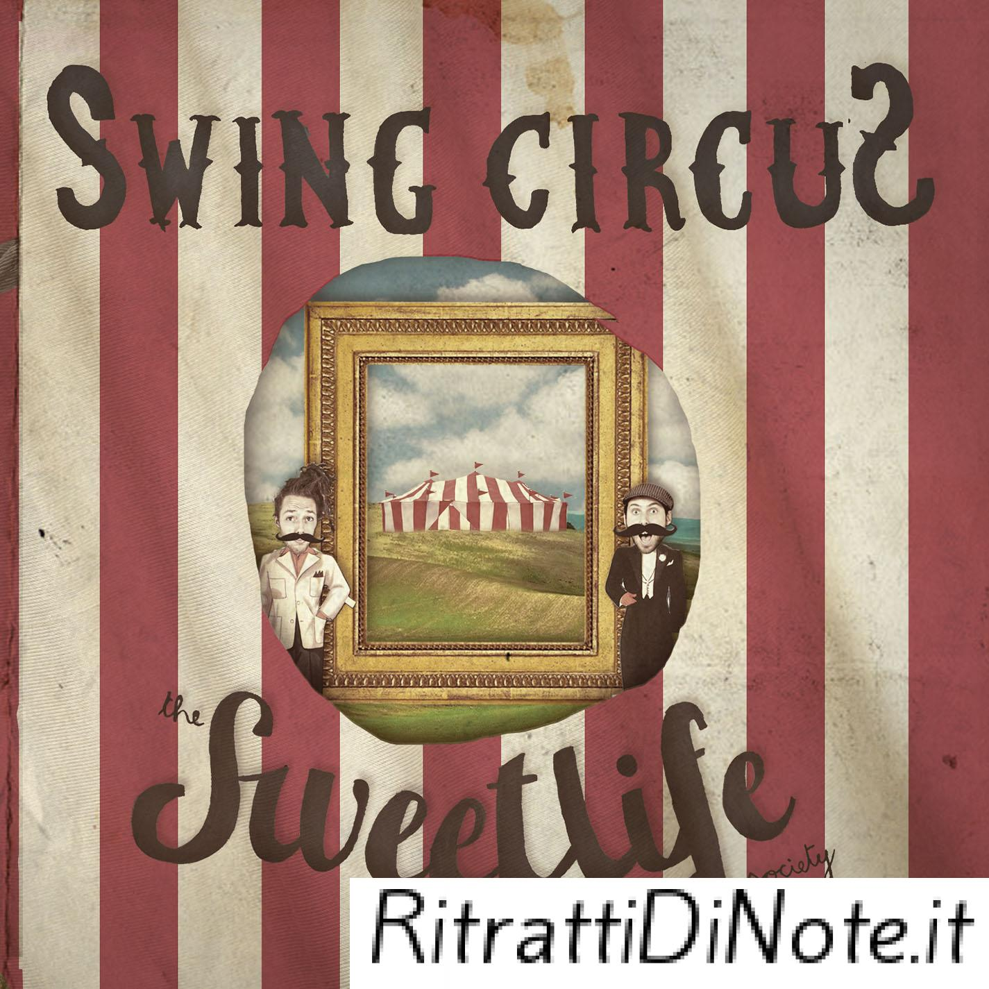 Cover album Swing Circus