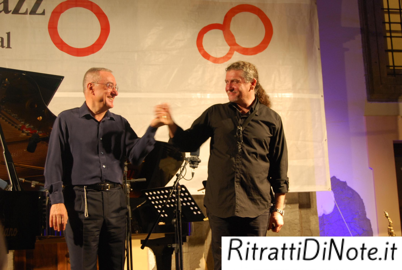Michele Campanella e Javier Girotto Ph Errico Sarmientos