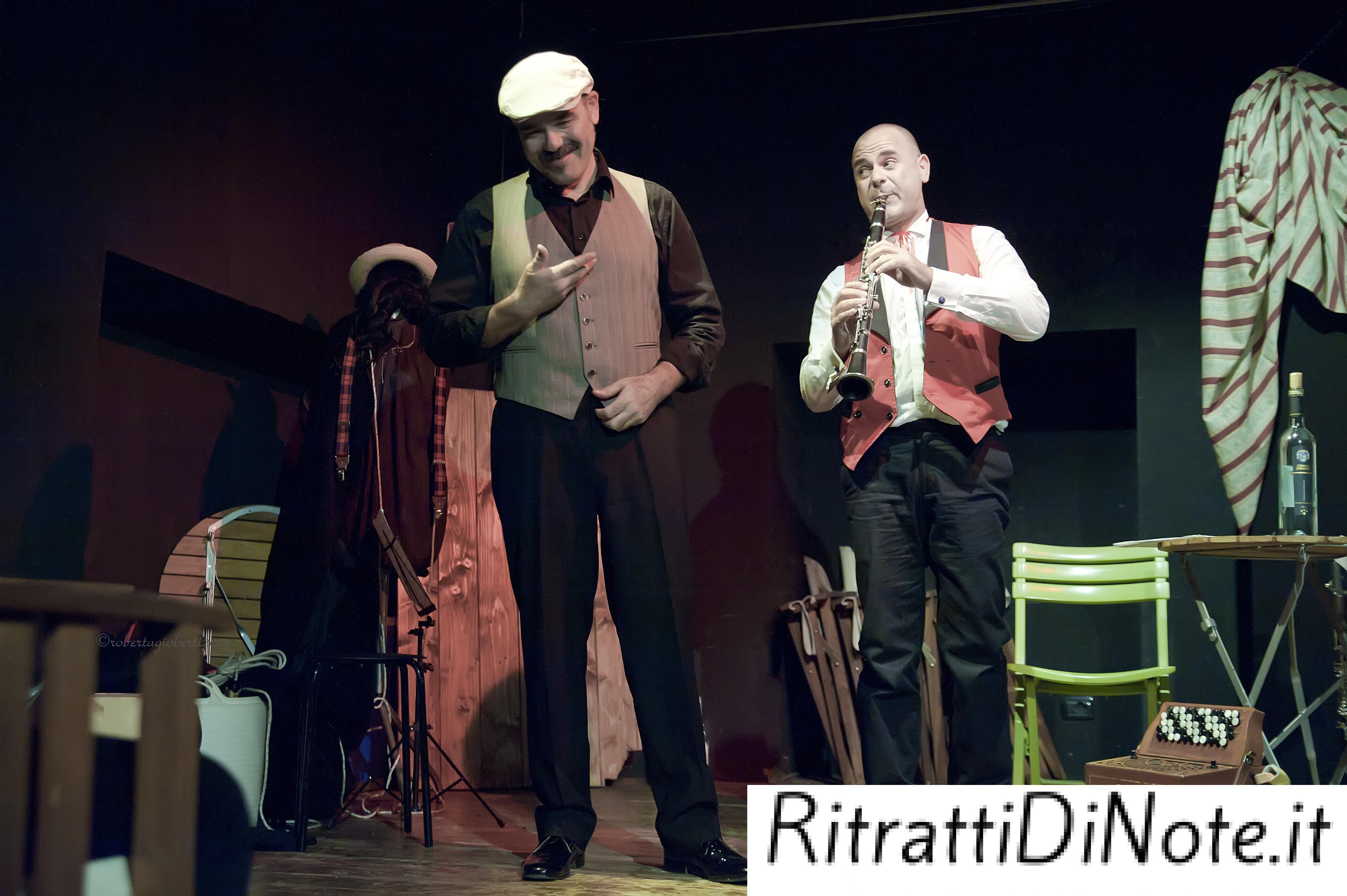 Trio Mortacci @ L'Archivio 14 Ph Roberta Giobertii