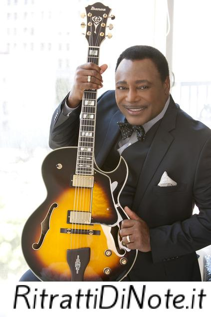 George Benson Ph Greg Allen