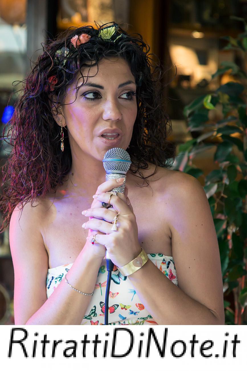 Venerdì d'Autore: Milena Setola Ph Luigi Maffettone