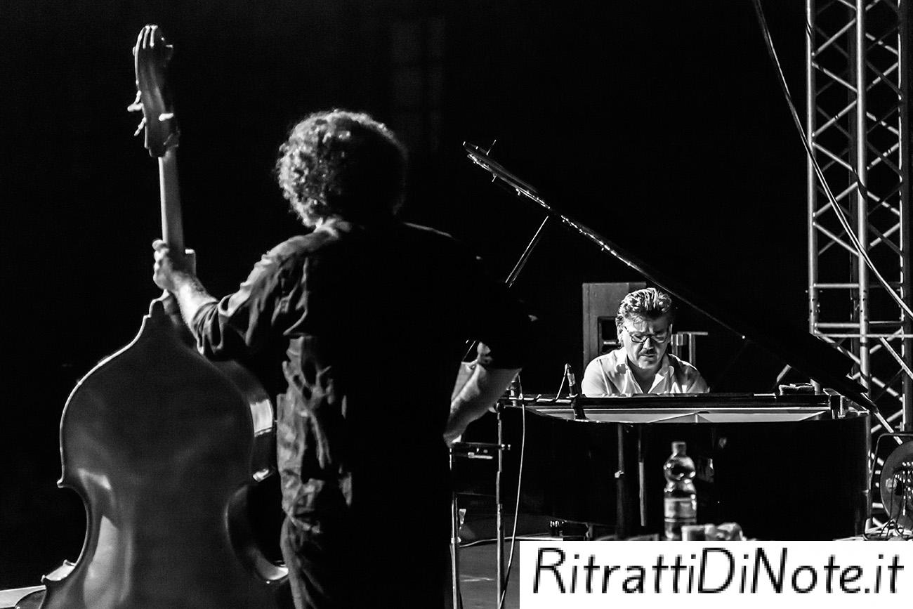 "Riccardo Arrighini in trio per ""Beethoven in Blu"" Ph Luigi Maffettone"
