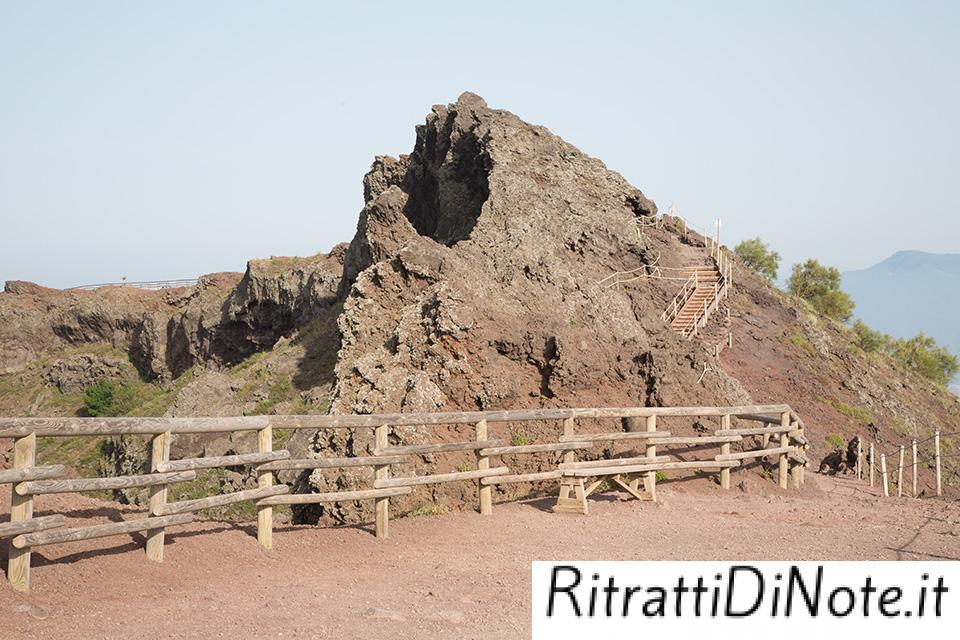 Il Gran Cono del Vesuvio Ph Luigi Maffettone