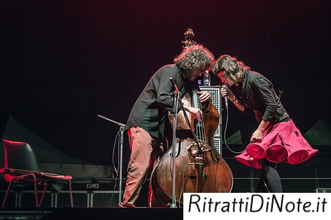 Musica Nuda @Sant'Elmo Estate Ph Luigi Maffettone