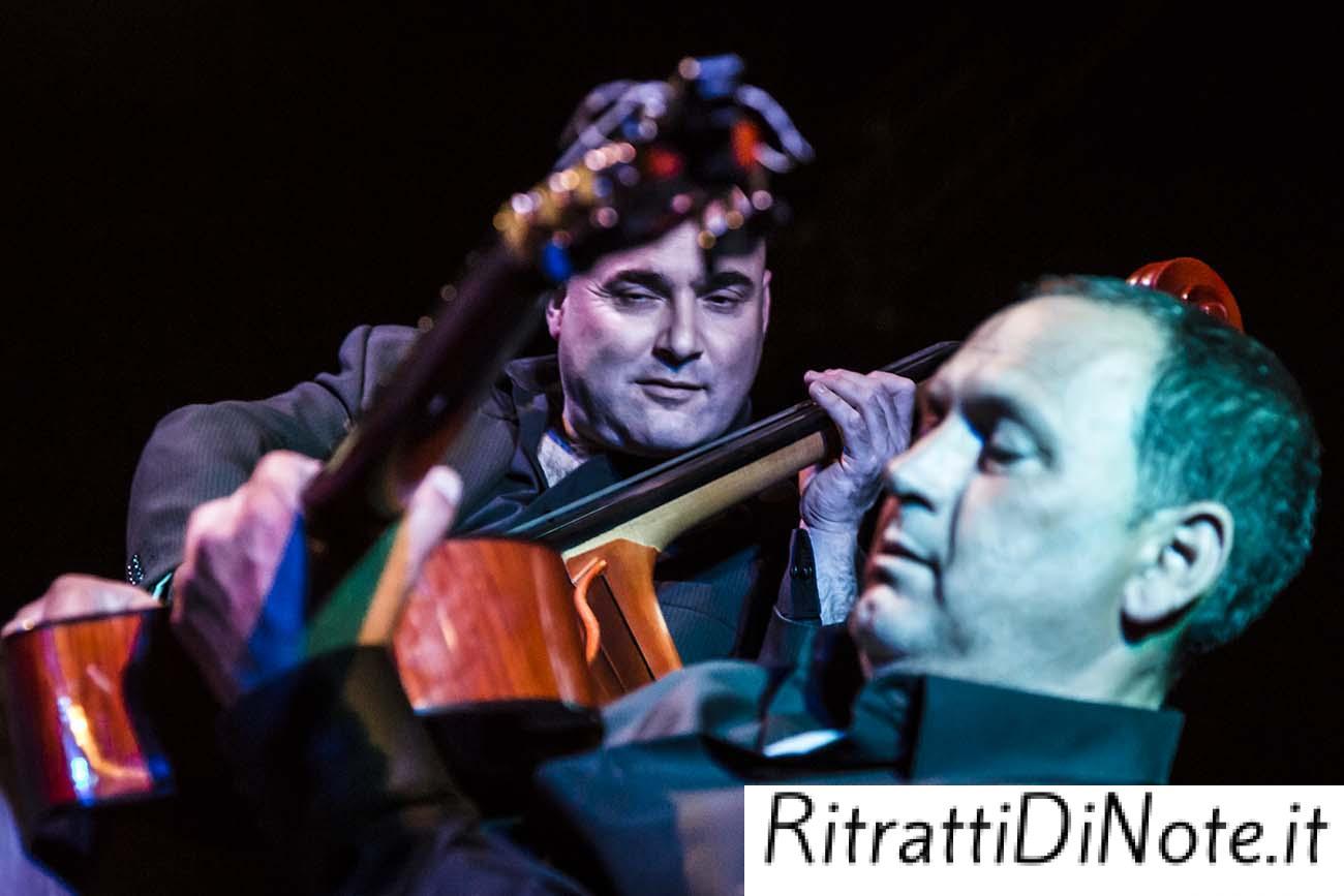 Gipsy Trio Ph Luigi Maffettone