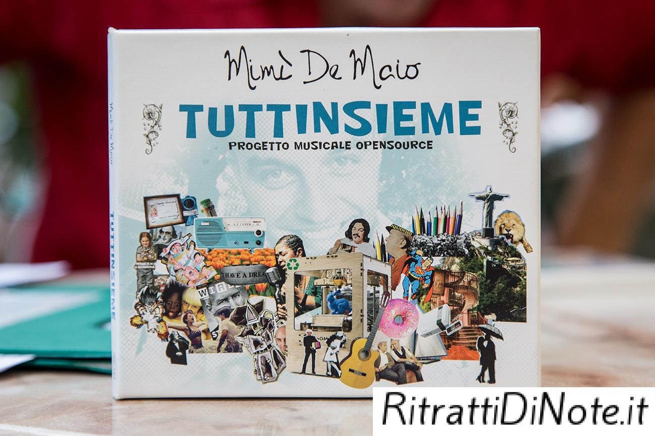 Mimì De Maio @ Venerdì d'autore Ph Luigi Maffetttone
