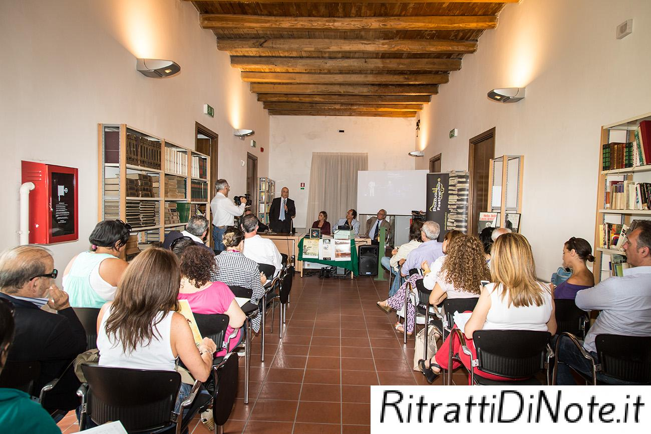 Pozzuoli Jazz Festival- la conferenza stampa di presentazione Ph Luigi Maffettone