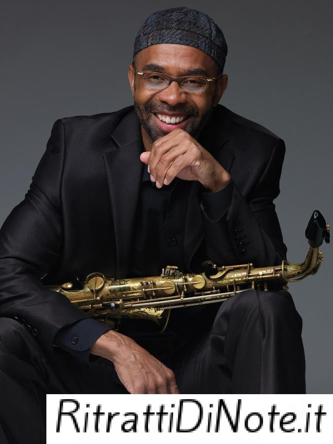 Kenny Garrett Ph Keith Major
