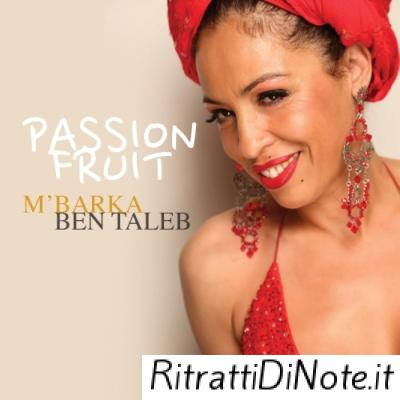 M'Barka Ben Taleb_Cover disco - Passion Fruit (b) (2)
