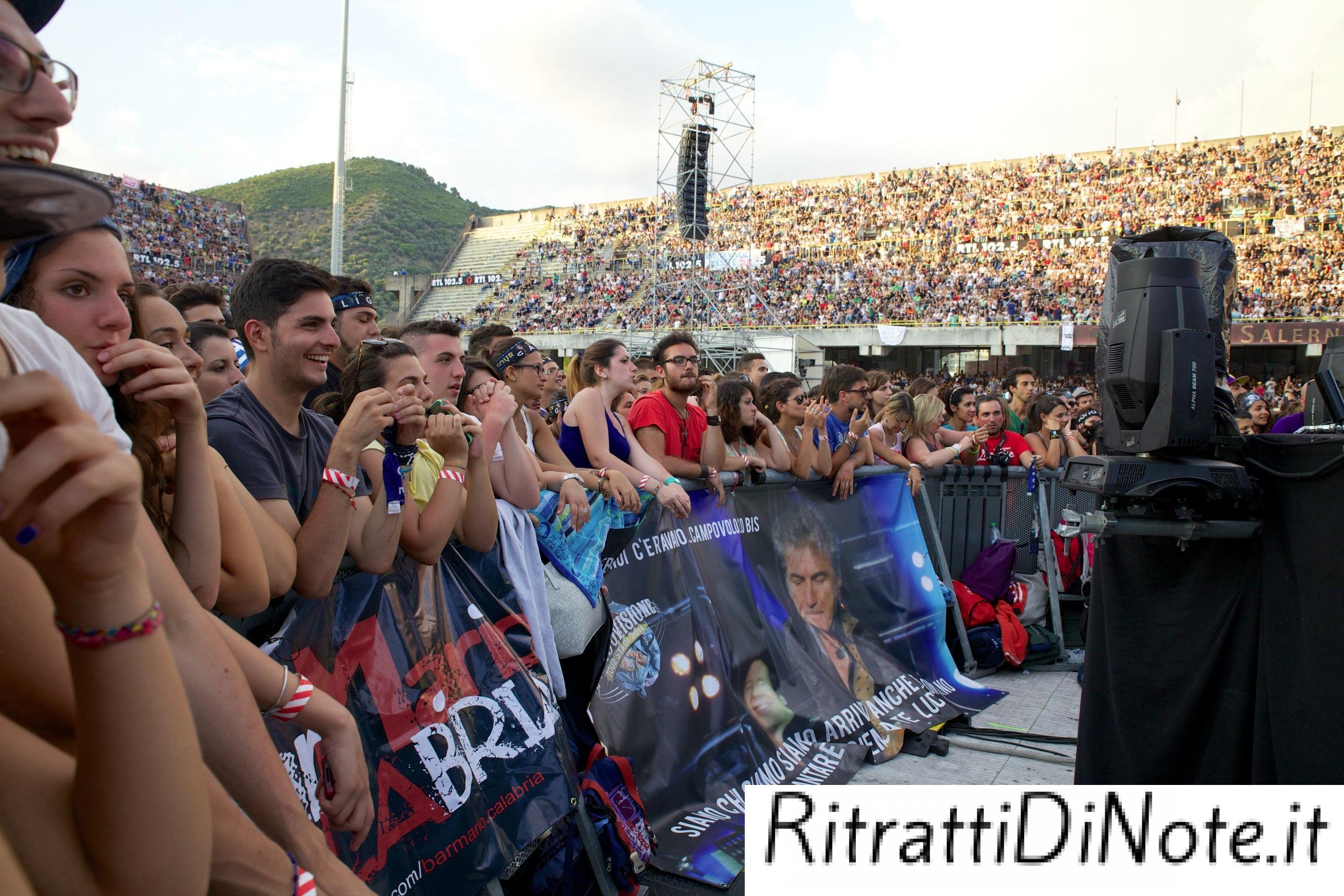 Luciano Ligabue @ Stadio Arechi - Salerno Ph Anna Vilardi