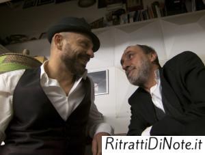 Raiz e Fausto Mesolella