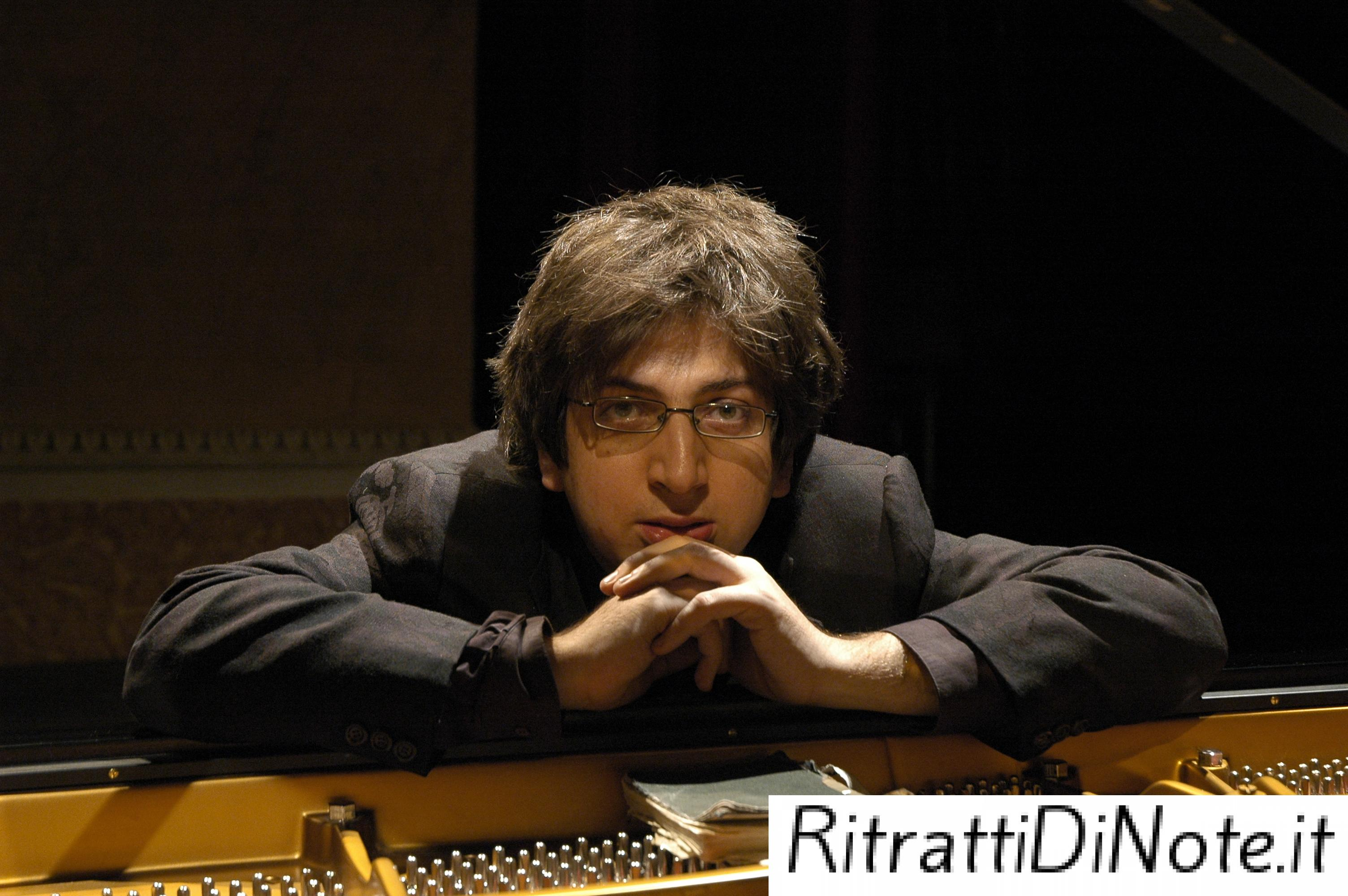 Ramin Bahrami Ph Giuseppe Melandri