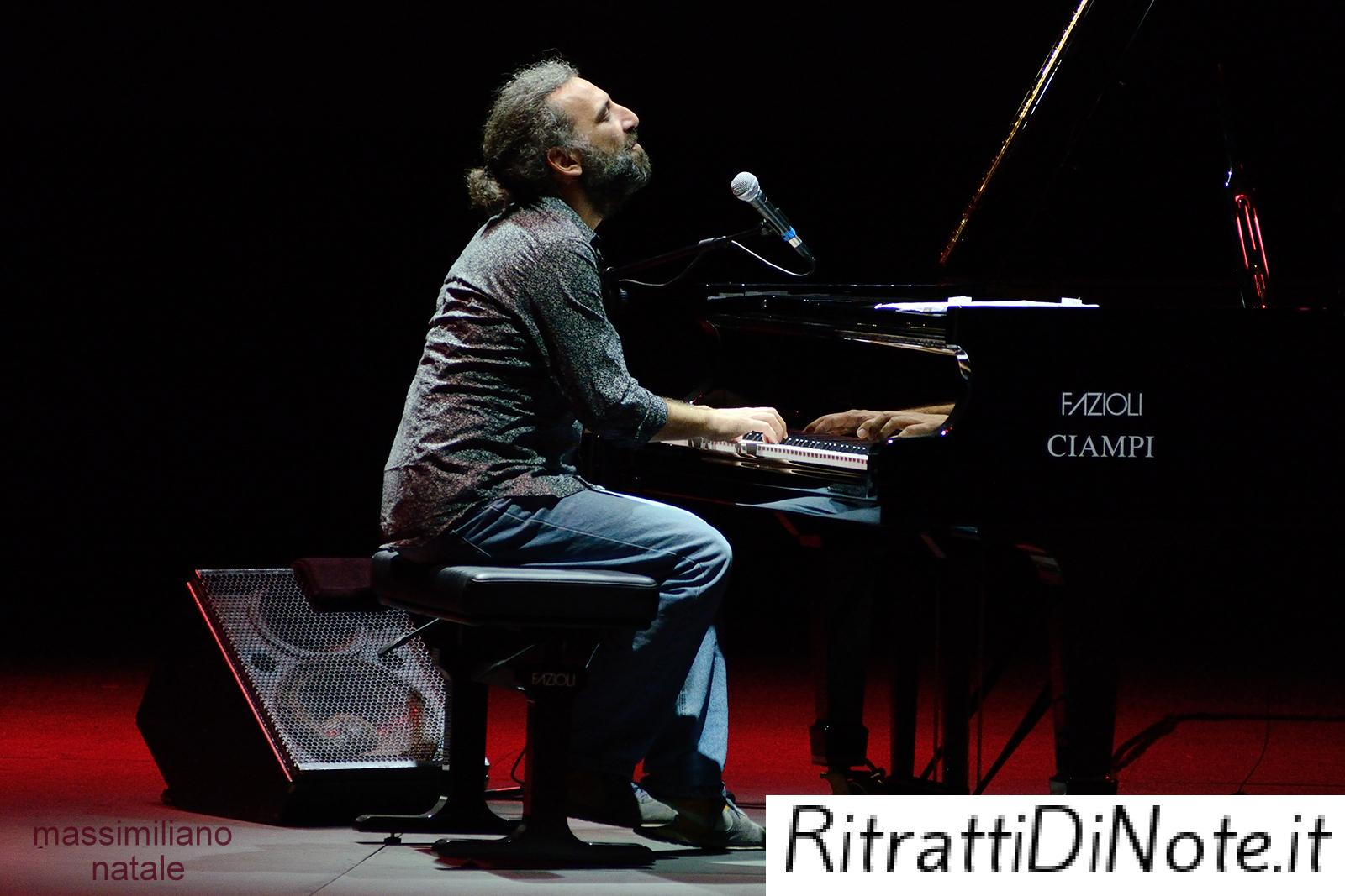 Stefano Bollani Ph Massimiliano Natale