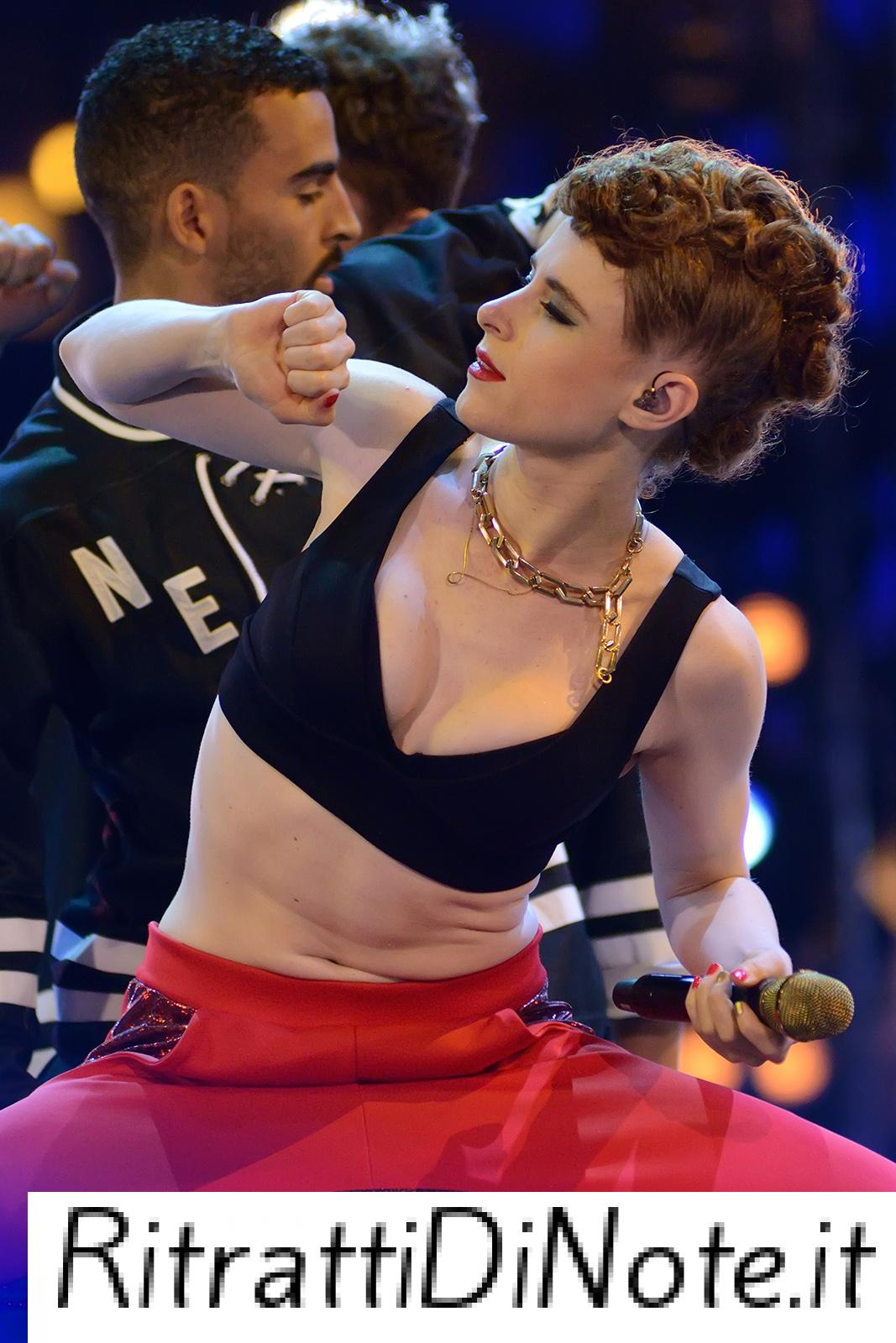 Kiesza Ph Massimiliano Natale