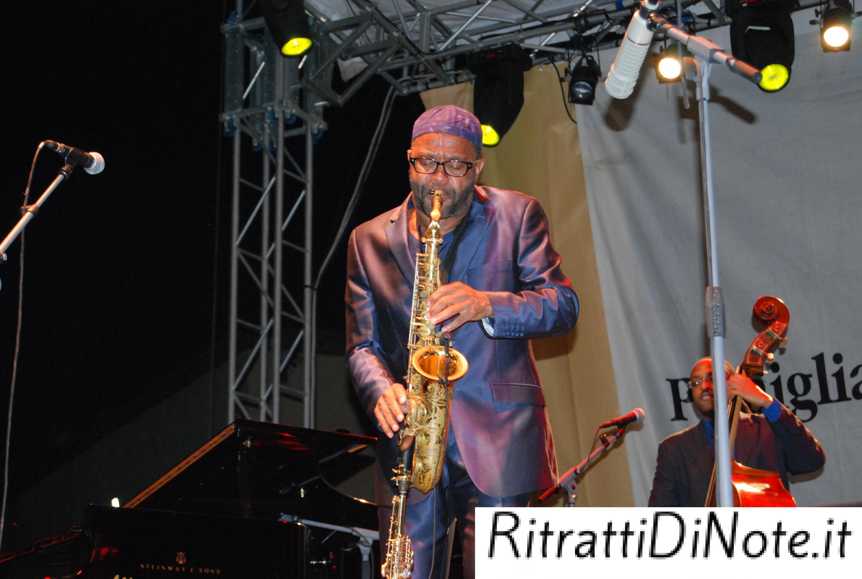 Kenny Garrett Quintet Ph Errico Sarmientos