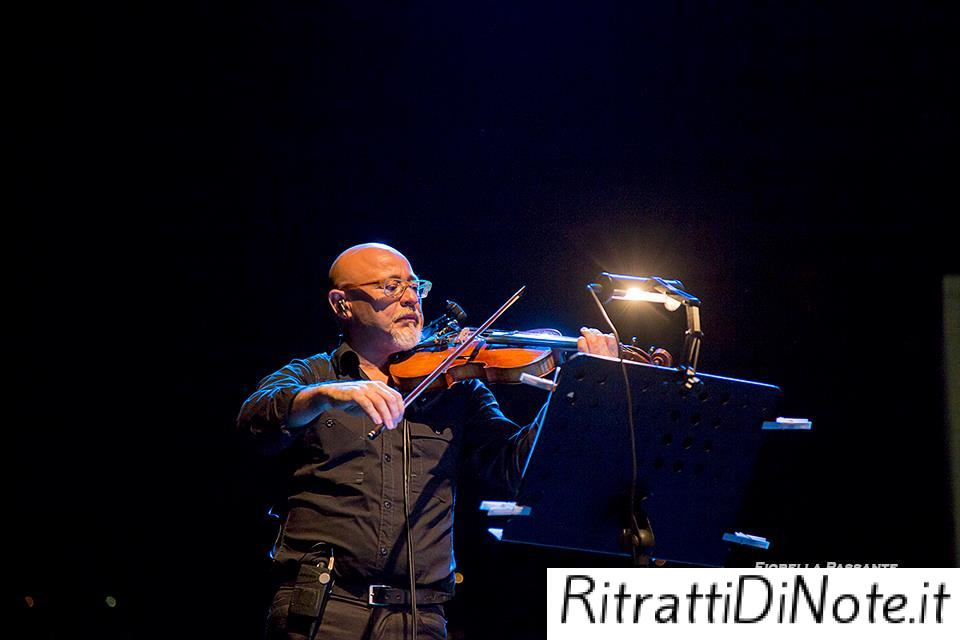 Solis String Quartet (Vincenzo Di Donna) @ Dock of Sounds Ph Fiorella Passante