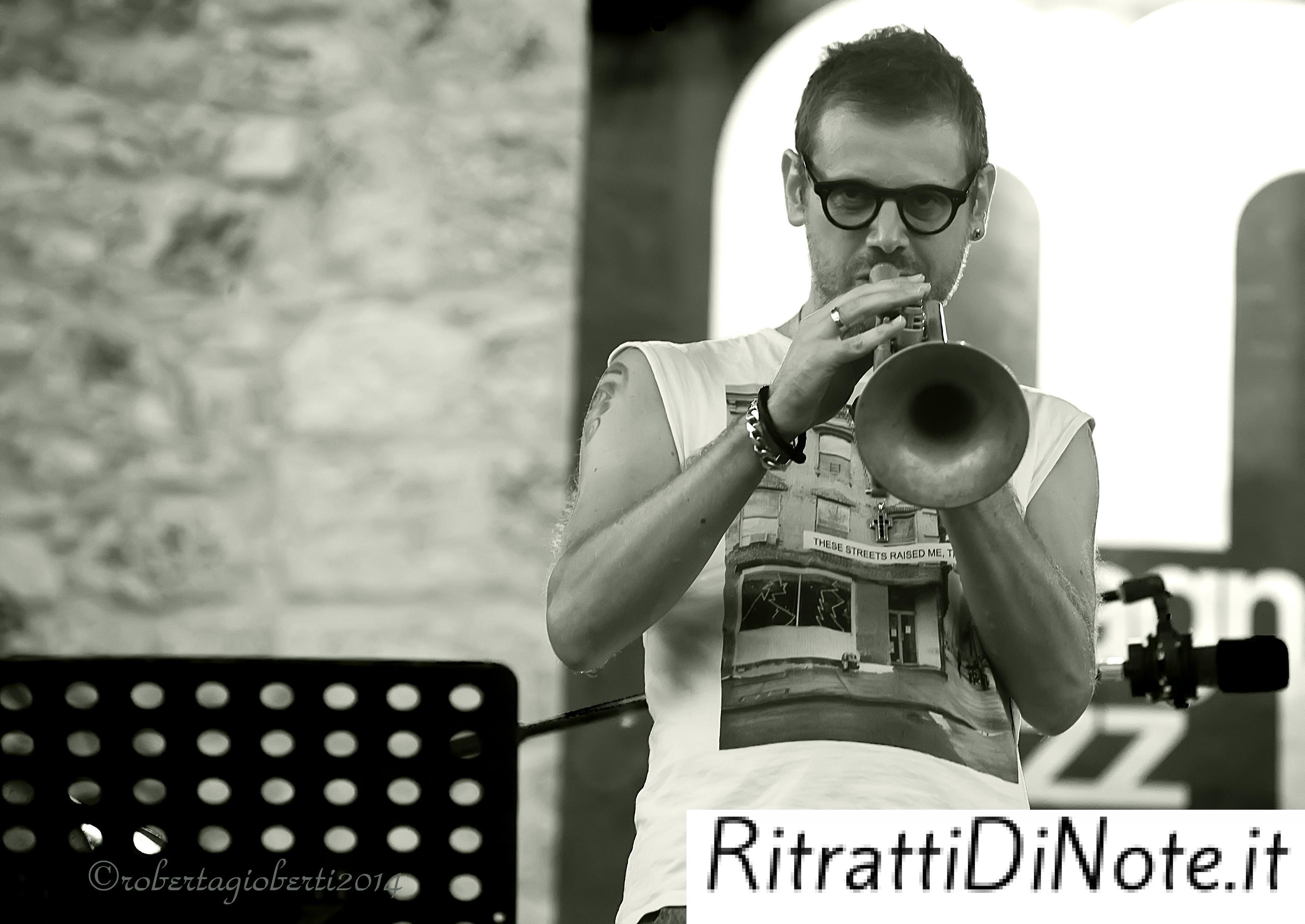 Fabrizio Bosso @Muntagninjazz Ph Roberta Gioberti