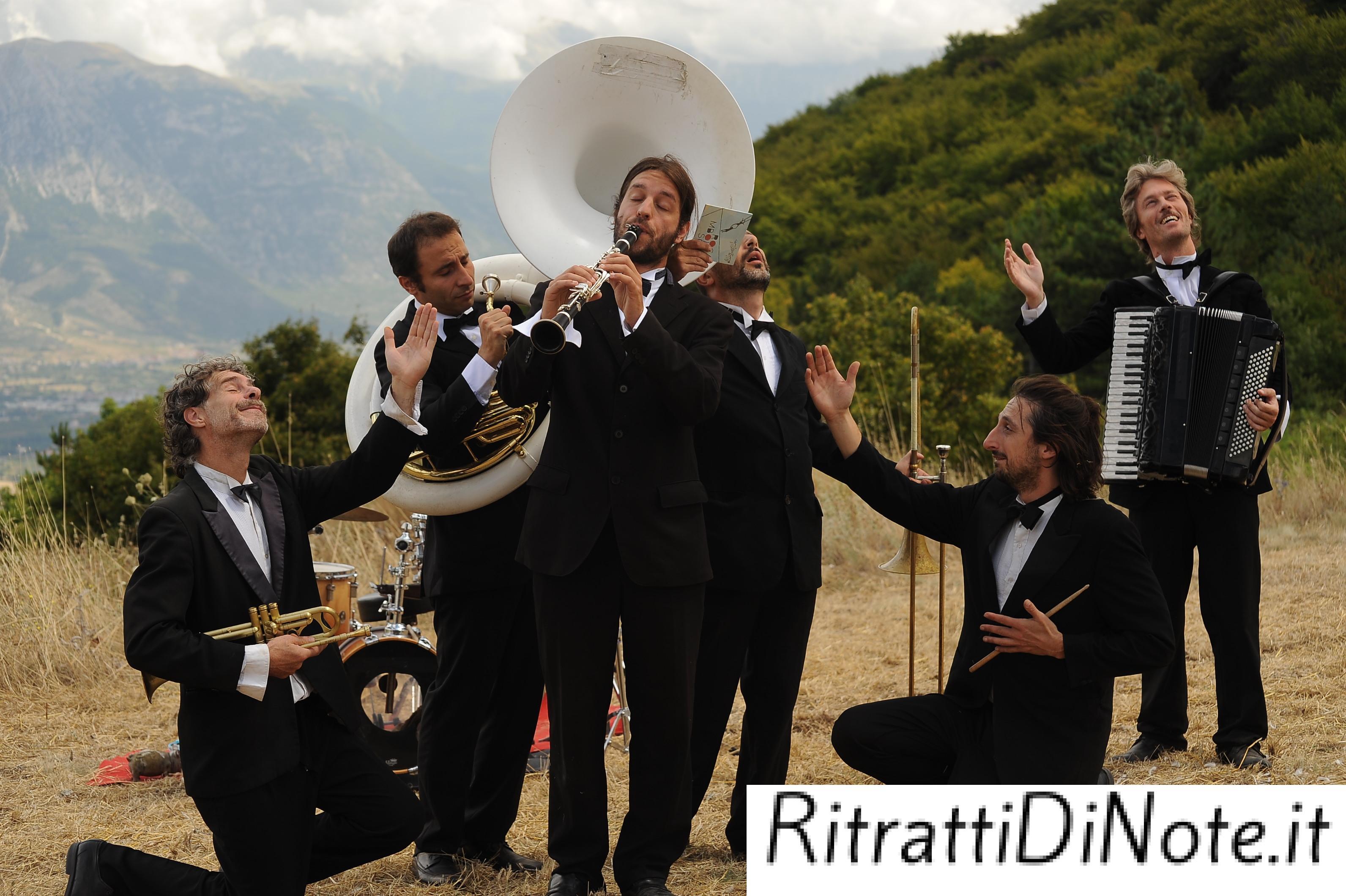 Camillocromo Orchestra @ Muntagninjazz Ph Roberta Gioberti