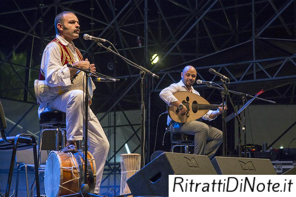 Marzouk Mejri e Marwan Samer @Dock of Sounds Ph Fiorella Passante