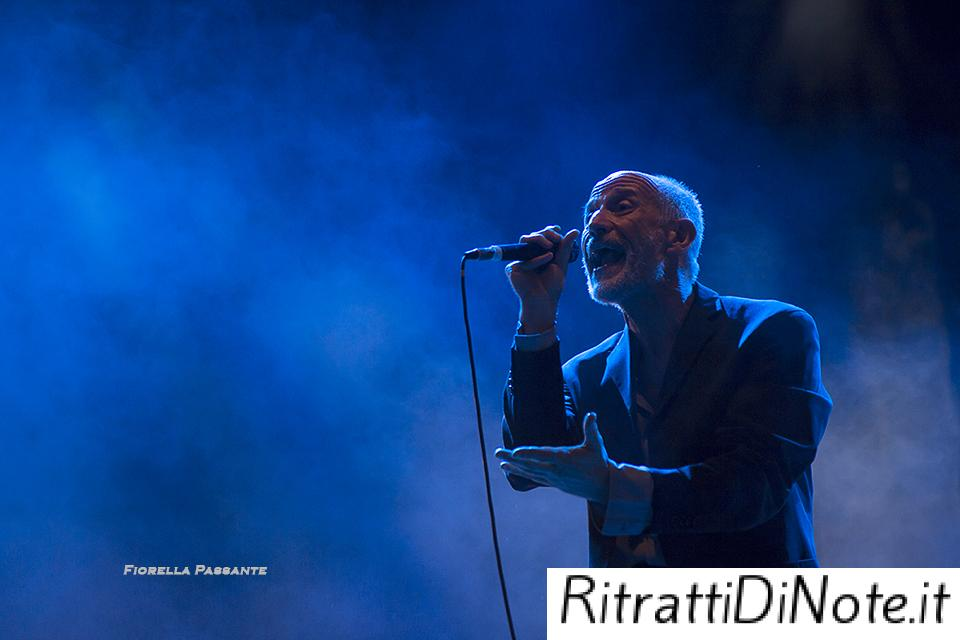 Peppe Servillo @ Dock of Sounds Ph Fiorella Passante