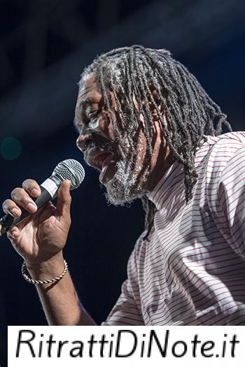 Horace Andy @ Dock of Sounds Ph Fiorella Passante