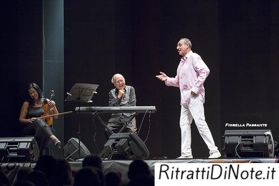 Gino Rivieccio @ Ridere Ph Fiorella Passante