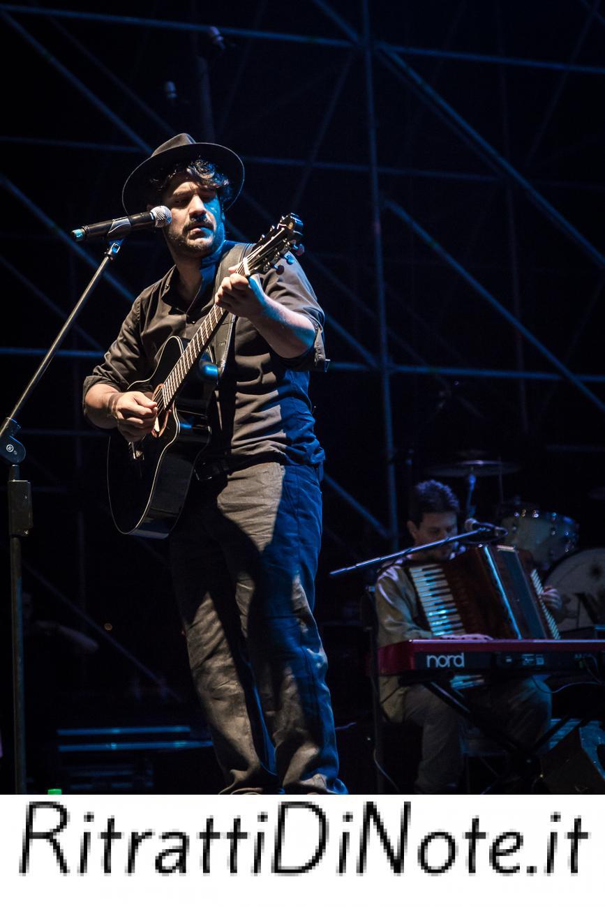 Alessandro Mannarino @ MessApp Coast Festival Ph Luigi Maffettone