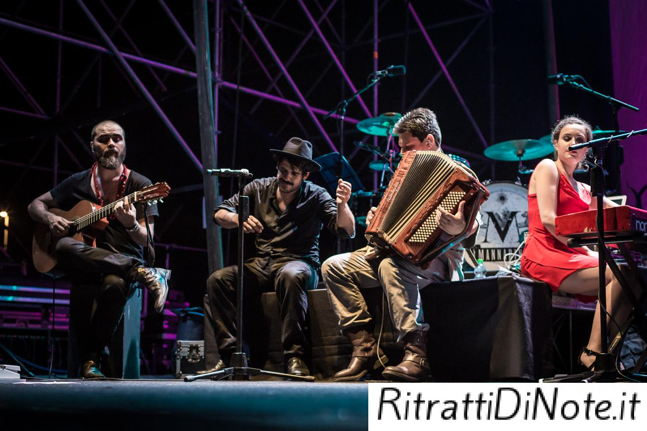 Mannarino @ MessApp Coast Festival Ph Luigi Maffettone