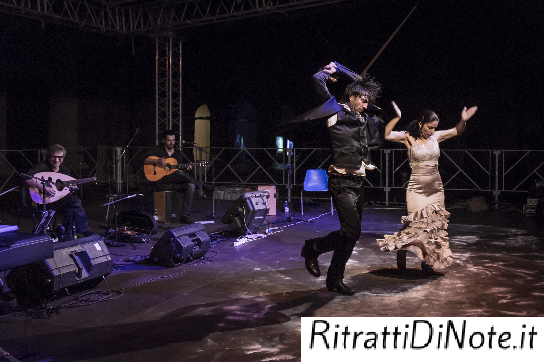 Flamenco Tango Neapolis @Maschio Angioino Ph Luigi Maffettone
