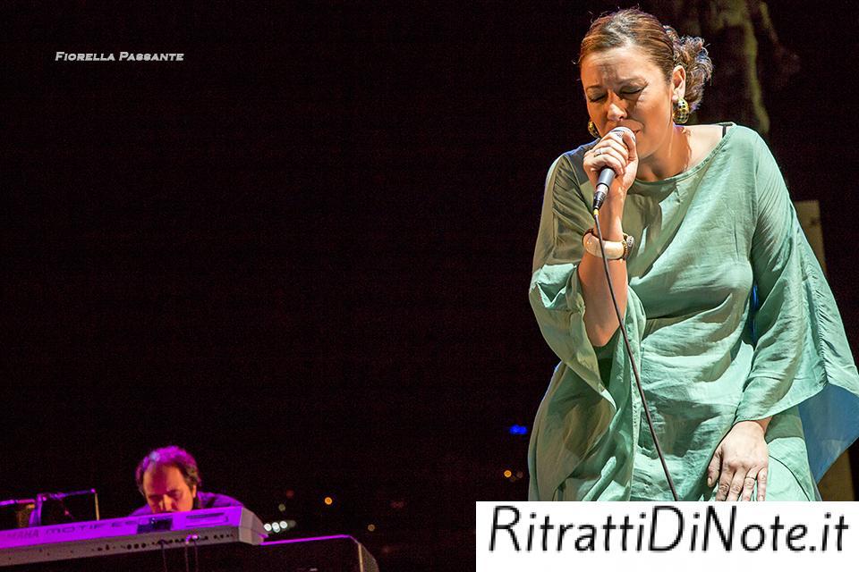 Marina Mulopulos @ Dock of Sounds  Ph Fiorella Passante