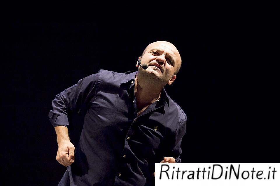 """Peppe Iodice in """"Stavolta mi butto"""" Ph Fiorella Passante"""